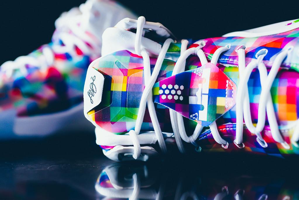 Nike LeBron XII EXT - 'Multi-Color'