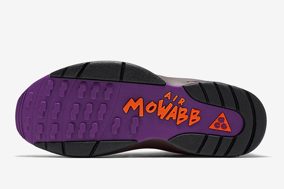 Nike Air Mowabb Trail End Brown