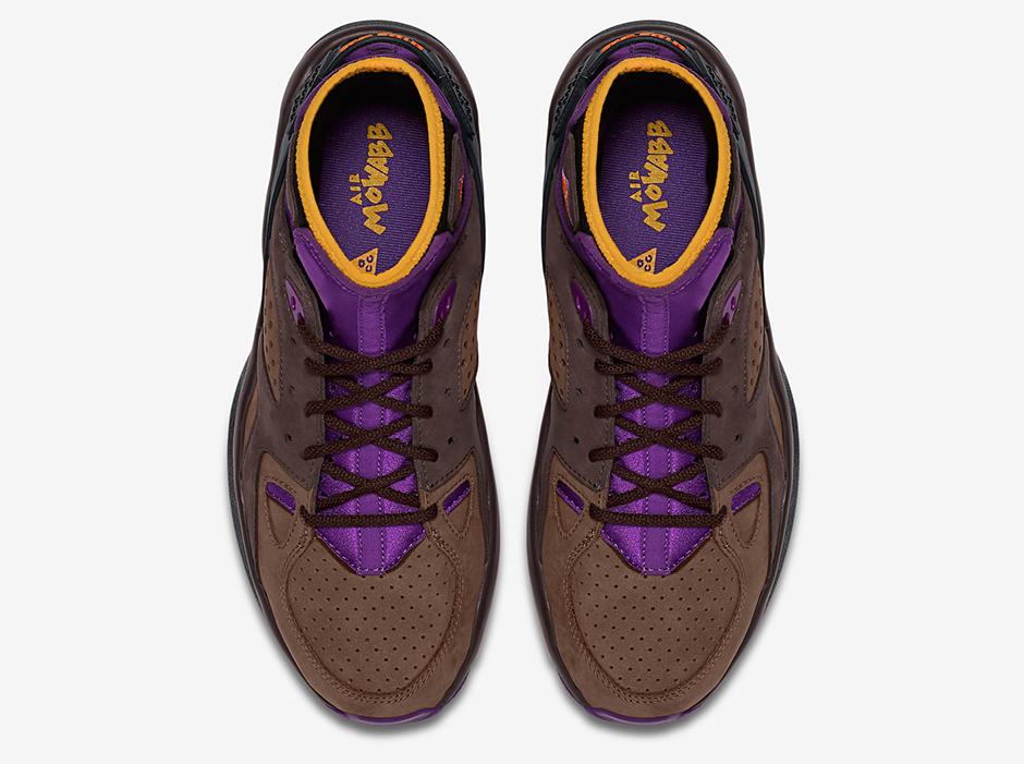 Nike Air Mowabb OG Trail End Brown