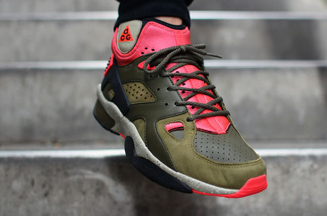 "Nike Air ACG Mowabb "" Militia Green """