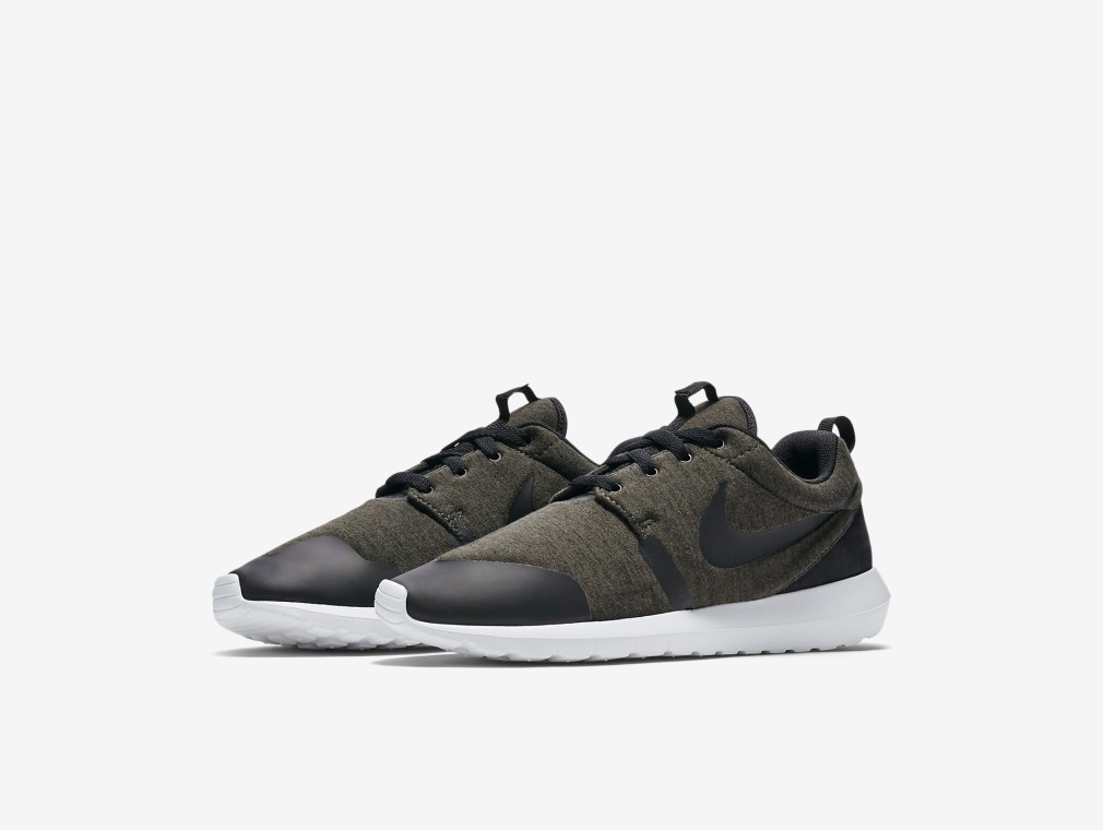Nike Roshe One TP Fleece Cargo Kaki