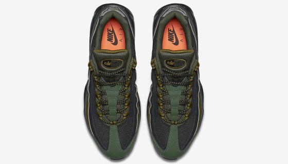 Nike Air Max 95 Carbon Green