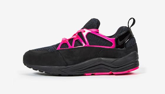 Nike Air Huarache Light FC Black/Pink