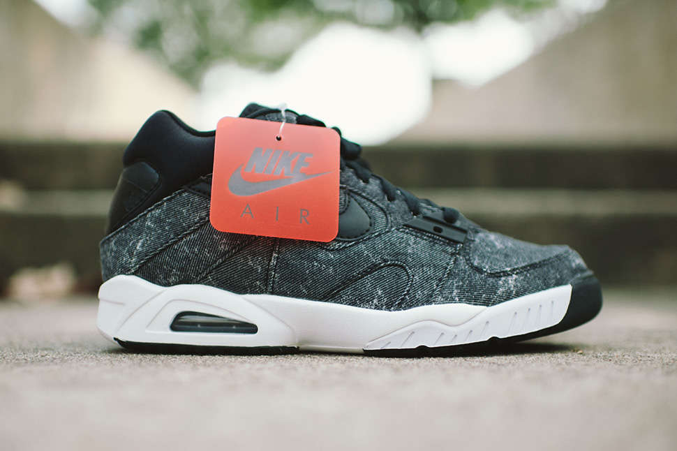 "Nike Air Tech Challenge 3 ""Denim"" Black/Anthracite - Disponible"