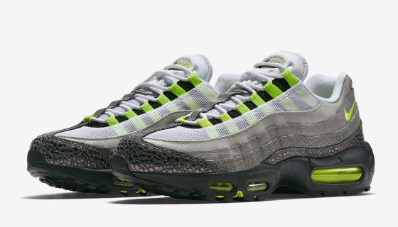 Nike Air Max 95 OG Neon Safari Print