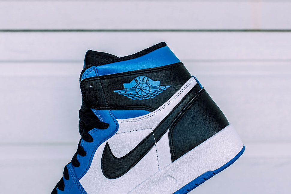 "Air Jordan 1.5 The Return ""Reverse Fragment"" (Release Date & Detailed Pics)"