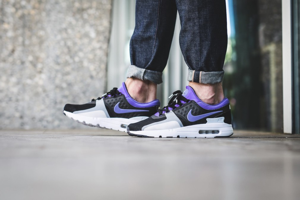 check out 53992 ddf2f ... Nike Air Max Zero Persian Violet QS