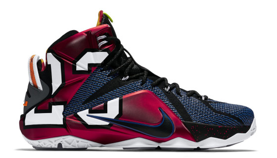 Nike Lebron 12 SE 'What The' – Infos Release