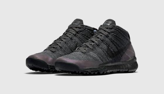 Nike Flyknit Chukka Trainer FSB – Black/Anthracite
