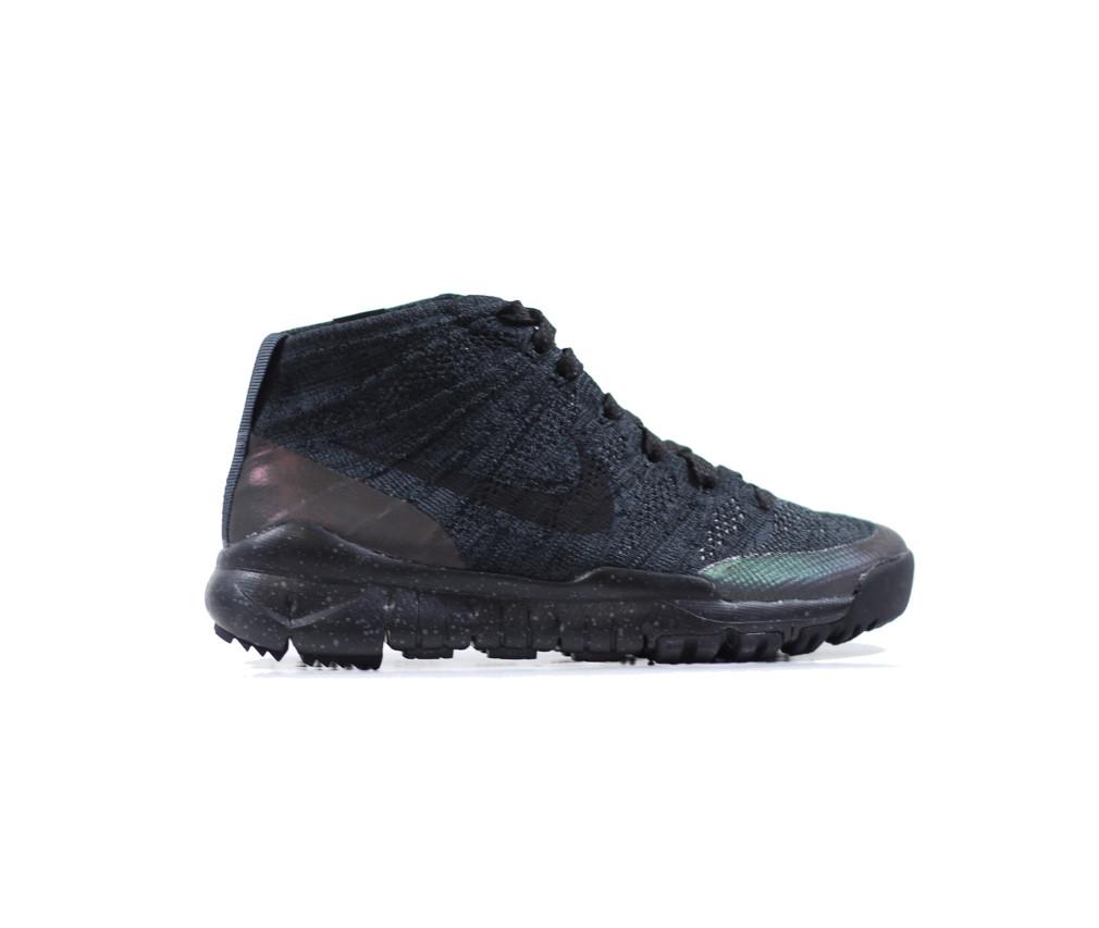Nike Flyknit Chukka Trainer FSB - Black/Anthracite