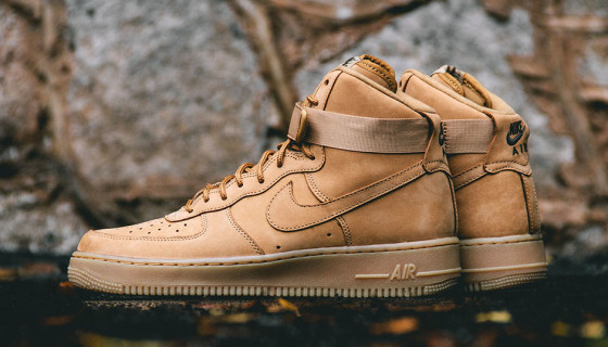Nike Air Force 1 High LV8 Flax Pack