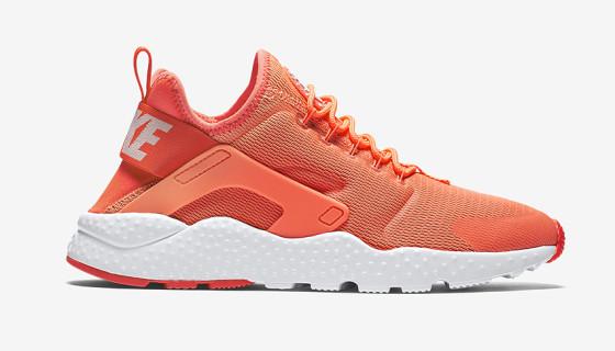 Nike Wmns Air Huarache Run Ultra Bright Mango