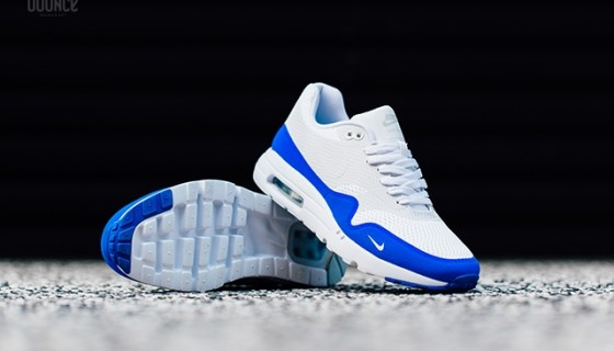 Nike Air Max 1 Ultra Essential Mini Swoosh Racer Blue