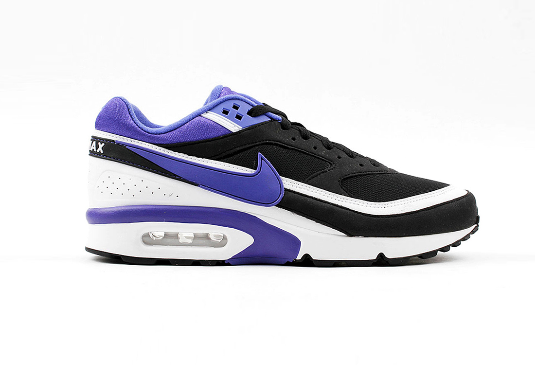 nike air classic bw persian violet retro 2016. Black Bedroom Furniture Sets. Home Design Ideas