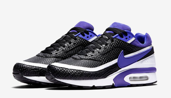 Nike Air Max Classic BW Persian Violet Snakeskin