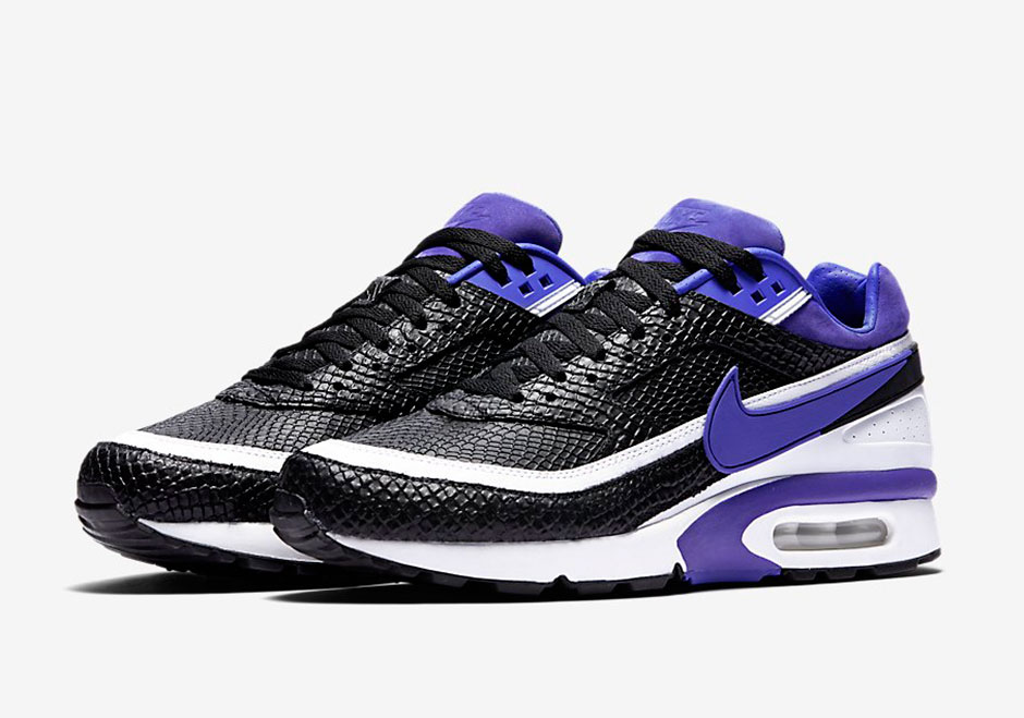 Nike Air Max Classic BW Persian Violet Snakeskin | WAVE®
