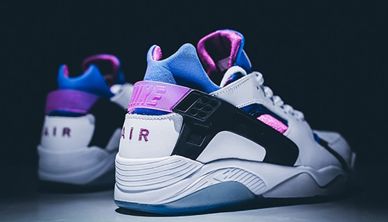 Nike Air Flight Huarache Low « Bold Berry »