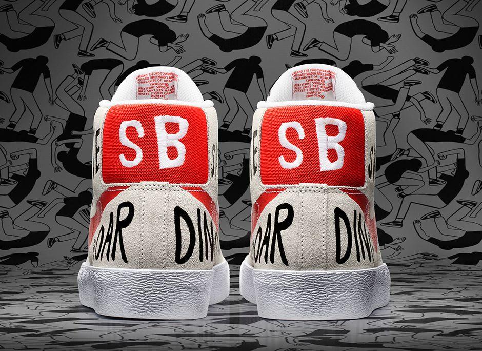 819861-188 Nike SB Blazer Premium