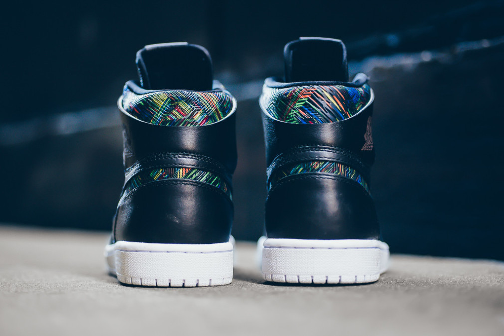 Air Jordan 1 Nouveau BHM (Detailed Pics) 2016 Black History Month Pack