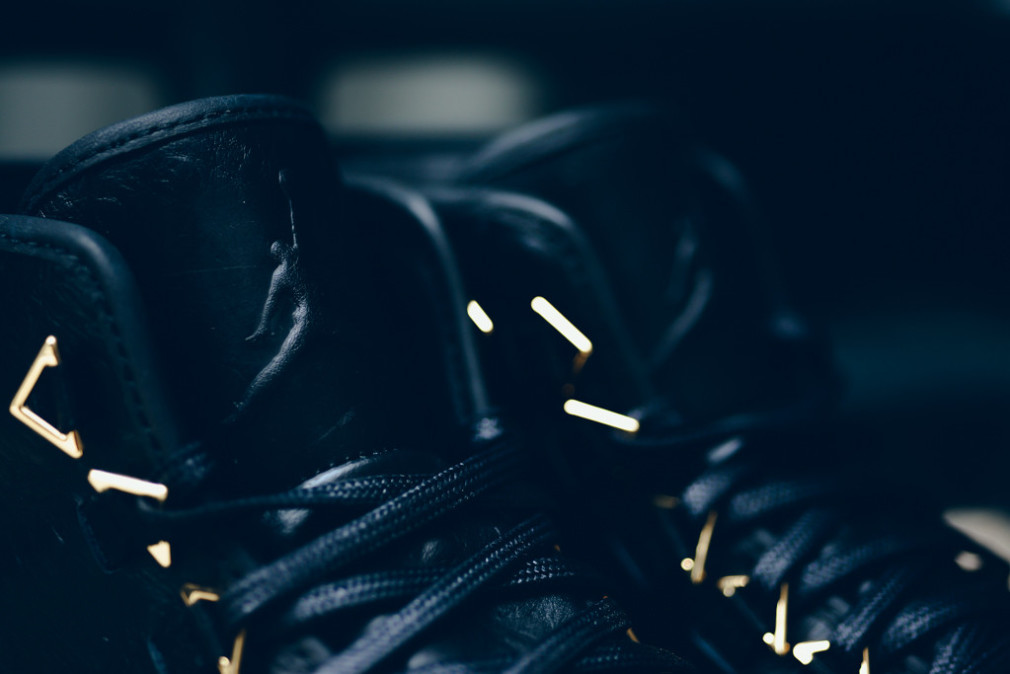 Air Jordan Westbrook 0 Premium - Black/Metallic Gold