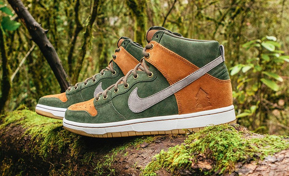 Nike Dunk SB x Homegrown