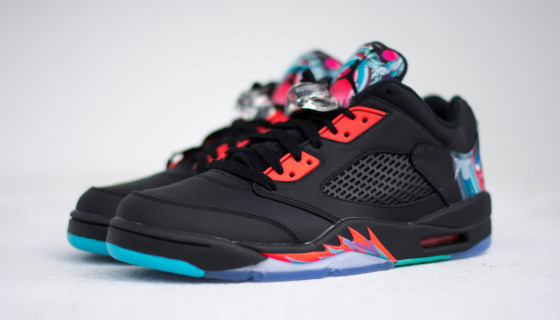 "Air Jordan V Low ""Chinese New Year"""