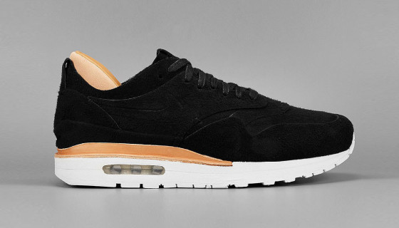 Nike Air Max 1 Royal Black-Tan