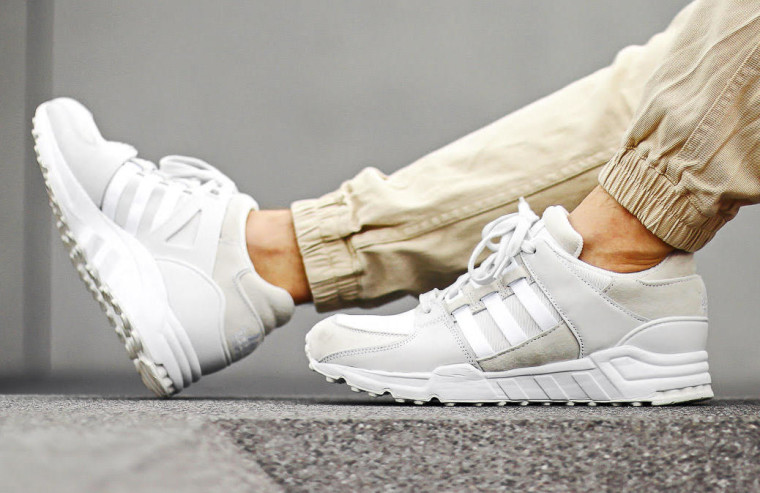 Adidas Eqt Running Support 93 White