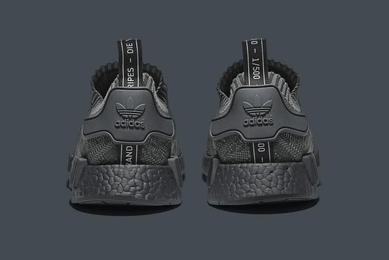 Adidas NMD_R1 Primeknit Pitch Black Raffle