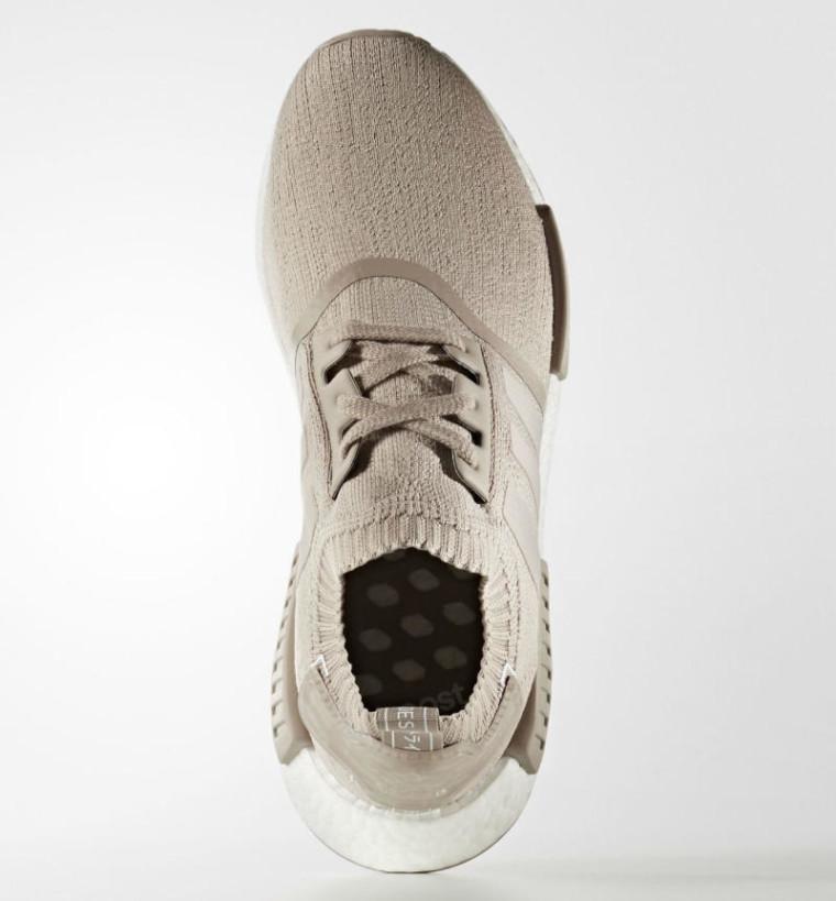 Adidas NMD R1 Primeknit Vapour Grey
