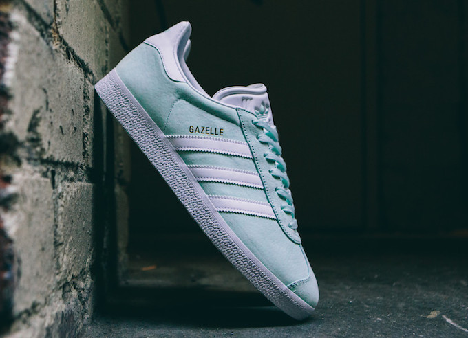 Adidas Originals Gazelle Mint