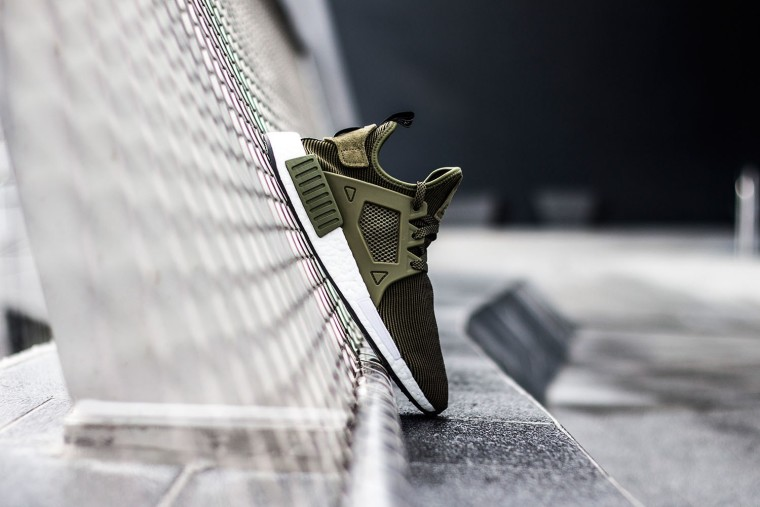 Adidas Originals NMD XR1 Olive