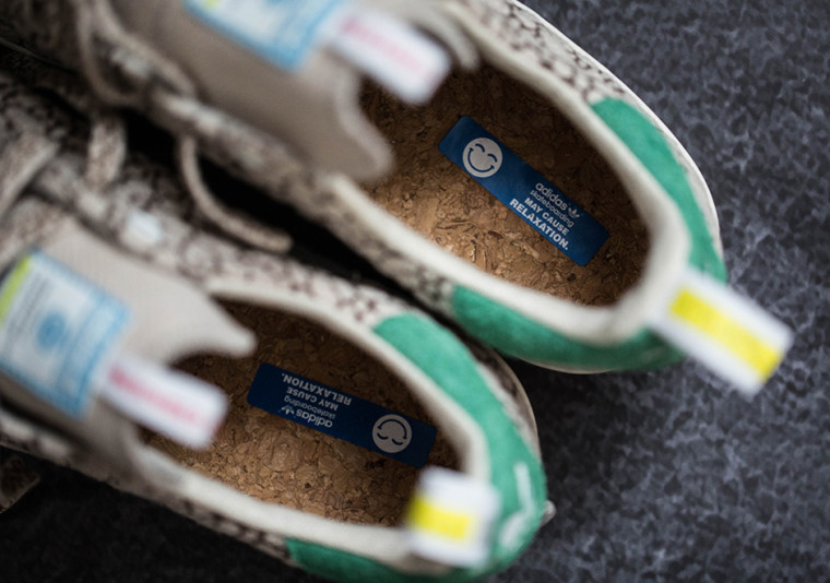 Adidas Stan Smith x Bait Vulc