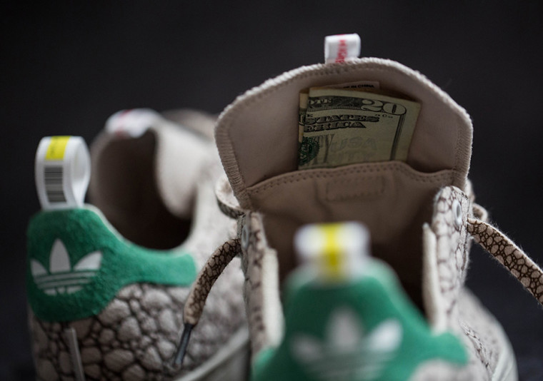 Adidas Stan Smith x Bait Vulc