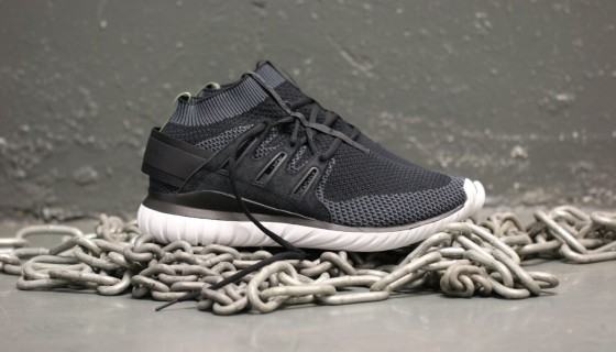 Adidas Tubular Nova PK Black Grey