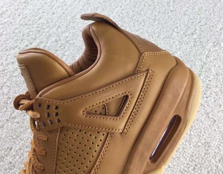 Air Jordan 4 Wheat