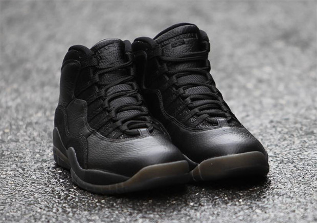 Nike Air Jordan 10 OVO Black