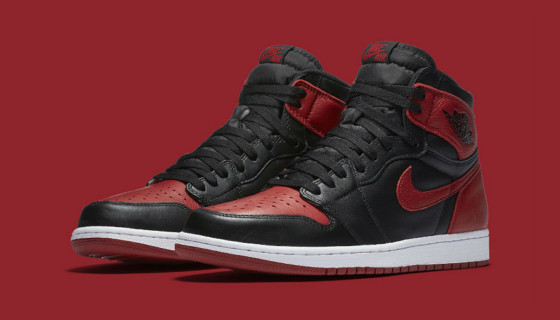 Air Jordan 1 Retro High OG Banned Official Pictures