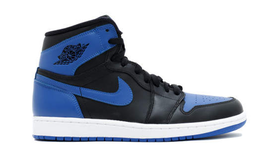 Air Jordan 1 Royal in 2017