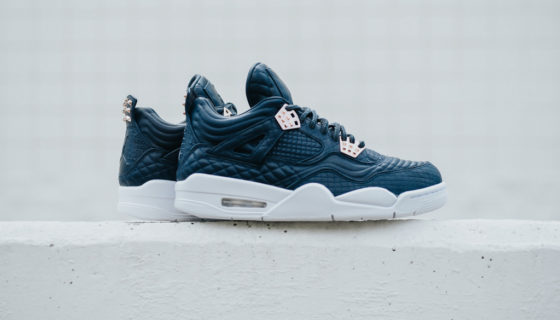 Air Jordan 4 Retro Premium Pinnacle Obsidian Release Date