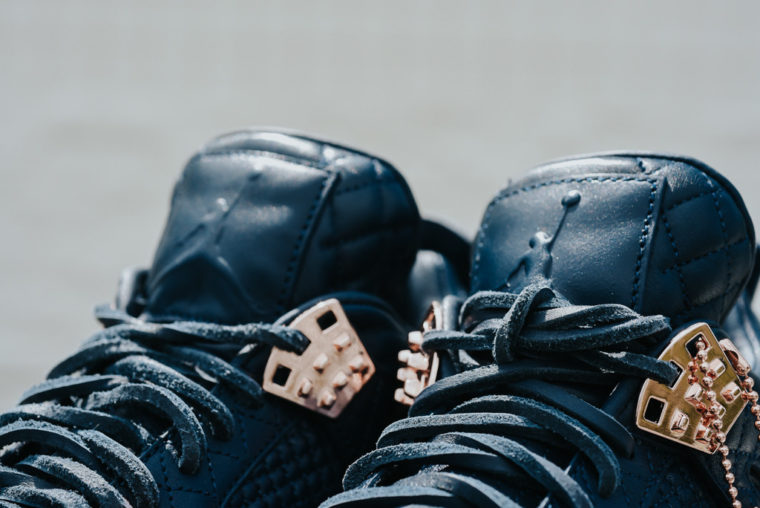 Air Jordan 4 Retro Premium Pinnacle Obsidian