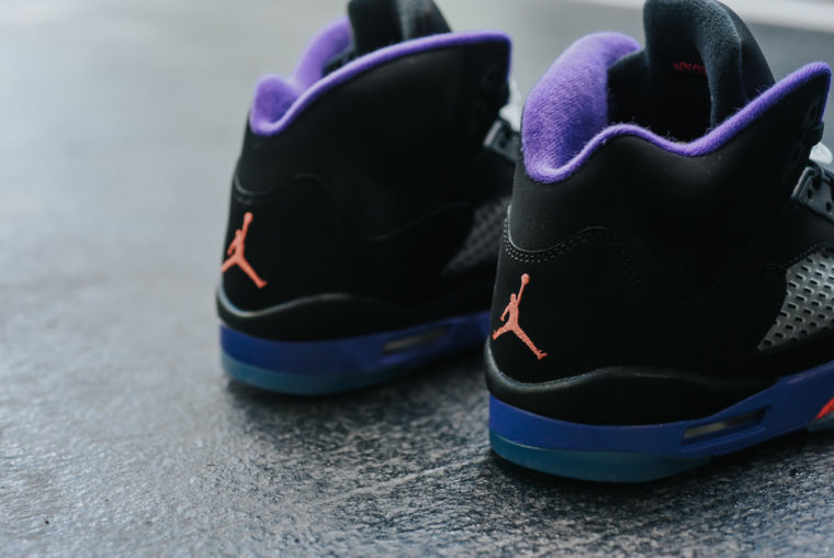 Air Jordan 5 Retro GG Raptors