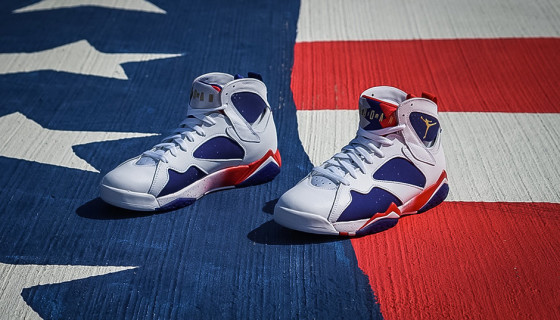 Air Jordan 7 Olympic Alternate Release Date