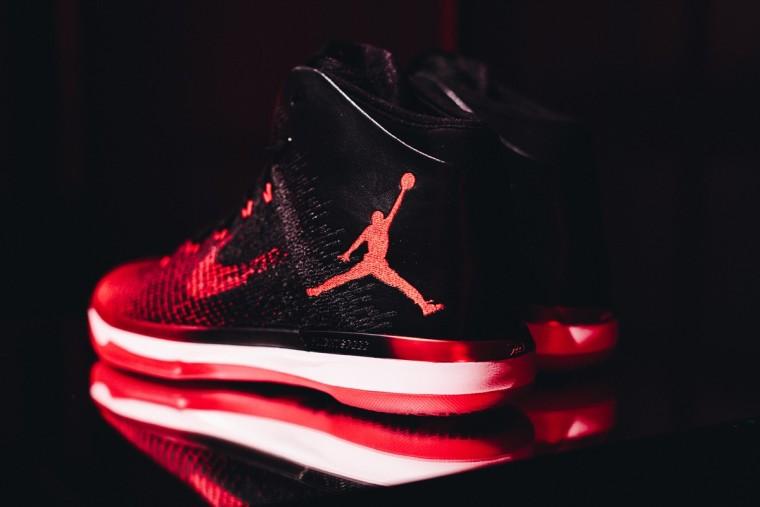 Air Jordan XXXI Banned | WAVE®