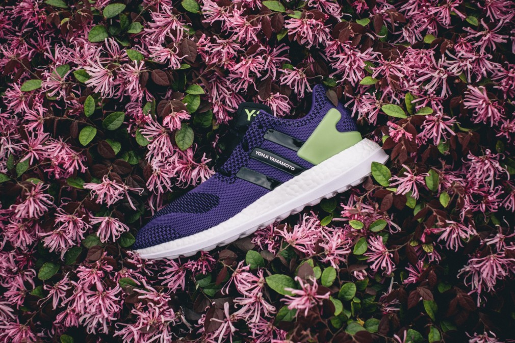 """A Detailed Look at the Y-3 Pure Boost ZG Knit """"Purple"""""""