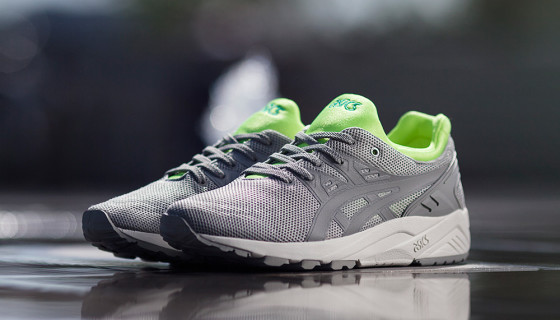 Asics Tiger Gel Kayano Trainer EVO Grey/Lime