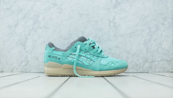 Asics Gel Lyte 3 Kithstrike Cockatoo Green
