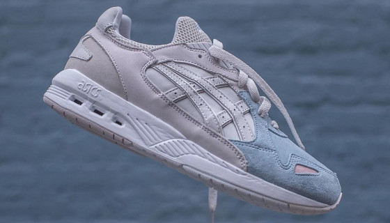 "Ronnie Fieg x Asics ""Sterling"" GT-Cool Express"