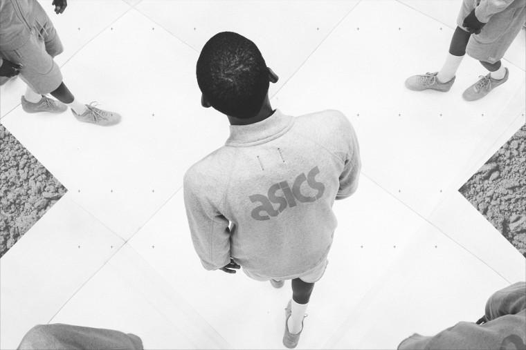 Asics Tiger x Reigning Champ