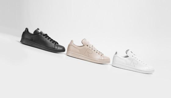 Adidas Originals x Raf Simons Stan Smith Collection